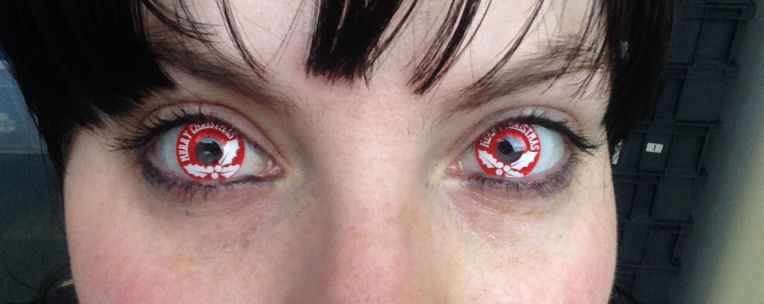 Natural Blue Contact Lenses For Brown Eyes Uk