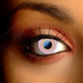 Color Vision Bohemian Pink Contact Lenses