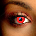 Color Vision Red Contact Lenses