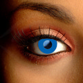 Color Vision Royal Blue Color Contacts