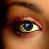 Color Vision Eclipse Halloween Contact Lenses