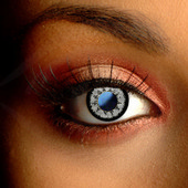 Color Vision Mystic Gray Contact Lenses