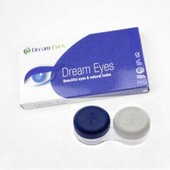 Color Vision Natural Shine Violet Contact Lenses