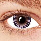 Iced Violet Contact Lenses
