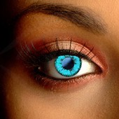Mystic Aqua Contact Lenses