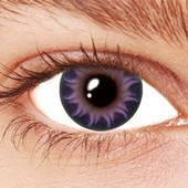 Nova Purple Contact Lenses