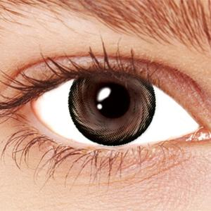 Black Vortex Contact Lenses