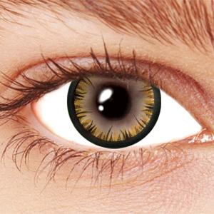 Brown Starfire Contact Lenses