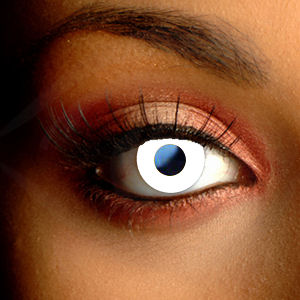 Color Vision White Contact Lenses