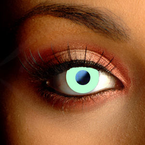 Color Vision Wicked Witches Eye Scary Contacts
