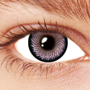 Hypnotic Purple Contact Lenses