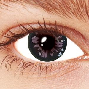 Purple Party Contact Lenses